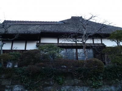 木村家住宅(旧円通寺客殿)(横浜市金沢区)