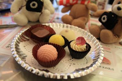 【長崎旅行】 ○ 本物のバレンタインはじめよう 「ショコラ テイスティング祭」