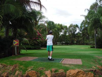 真夏の西オーストラリア・パースへ♪ ~四日目 Swan Valleyでパークゴルフ~