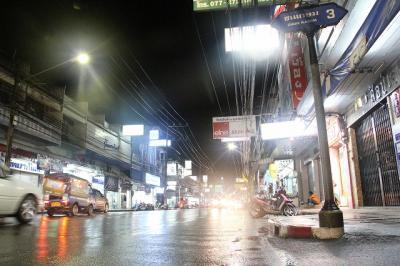 2011年1月/タイ/No.10 - バスを乗り継いでマレー半島横断