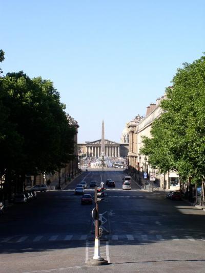 フランス・イタリア '1007 ② パリ街歩き