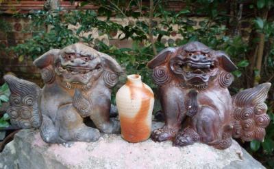 天津神社参拝