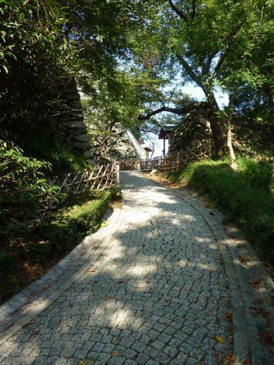 9月の浜松 家康の散歩道