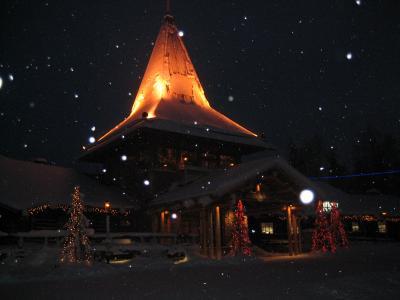 2度目のサーリセルカ&サンタクロース村 3泊5日ツアー