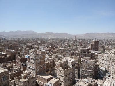イエメン一人旅☆ 1