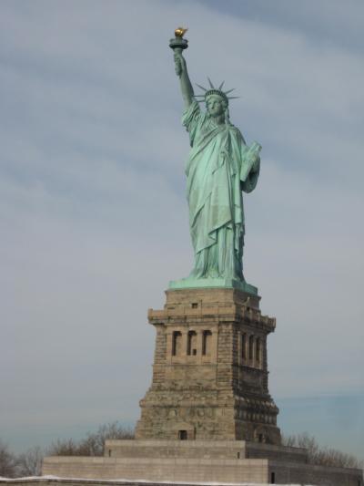 ニューヨークへの旅~往路編~