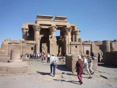 コム・オンボ神殿 ~2009年12月 エジプト旅行記 その7~