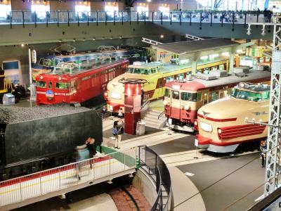 2011年02月 埼玉 鉄道博物館・カレーステーション ナイアガラ