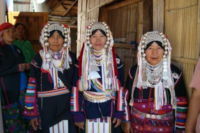 チェンマイ徒然草 其の二百二十九 アカ族の結婚式