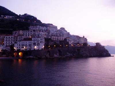 2006年 南イタリアの旅 ~アマルフィ , ガゼルタの王宮 , ローマ~