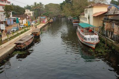 South India【2】 Alleppey
