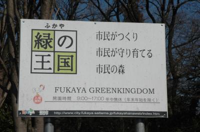 ふかや緑の王国と(株)埼玉県花植木流通センター