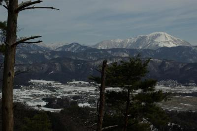 雪の北近江・小谷(おだに)城を攻める!!