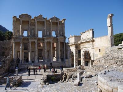 トルコ 「行った所・見た所」 ベルガマ・エフェソス