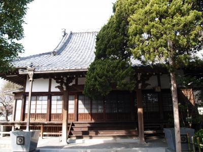 光傳寺(横浜市金沢区六浦)