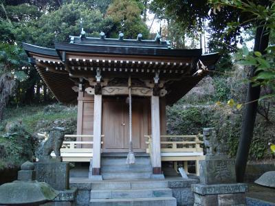 熊野神社(横浜市金沢区朝比奈町)