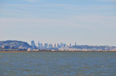 2010年 バンフ・イエローナイフ・サンフランシスコの旅 1日目(ホノルル→サンフランシスコ)