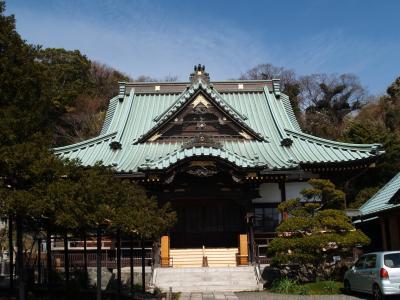 上行寺(横浜市金沢区六浦)