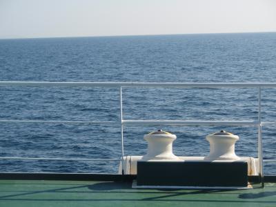 南海フェリー乗りました♪