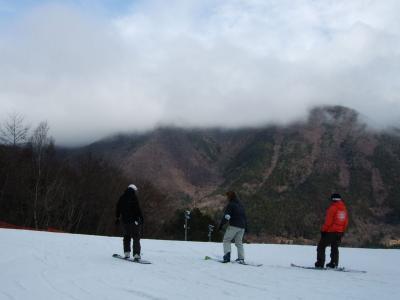 今シーズン3回目のスキー=カムイみさかスキー場=