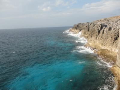 2011『端っこ離島への旅』① 1日目「那覇から北大東島へ」