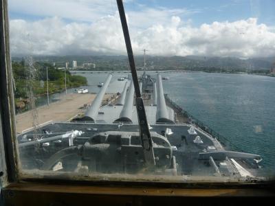ハワイ13  パール・ハーバー4(戦艦ミズーリ記念館4)