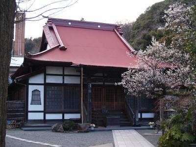 定泉寺(田谷の洞窟)