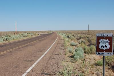 アメリカ大陸横断ルート66とグランドサークルの旅(R66詳細編5-1)