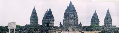 インドネシア:プランバナン観光