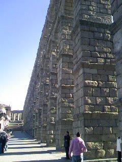 スペイン・ポルトガル13日間多人数ツアー サラマンカとセゴビア観光