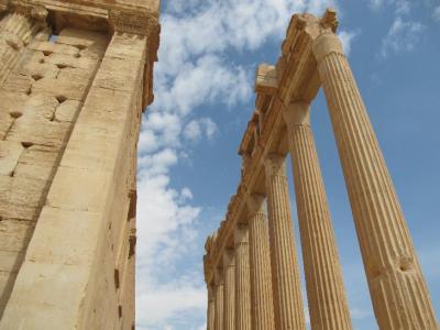 シリア、パルミラを廻る(1)