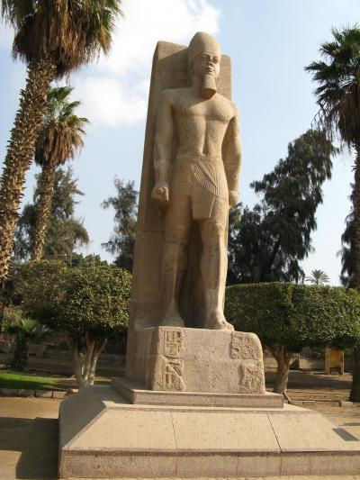 エジプト感動物語(07) ~メンフィス・サッカラ・ダハシュール遺跡~