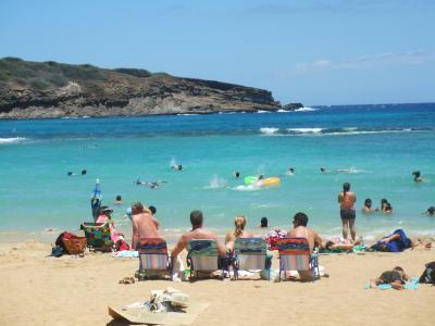 Hawaii5泊7日の旅!【2日目】 新千歳発