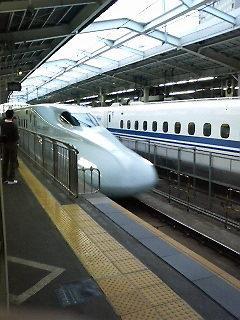 山陽・九州新幹線直通車両N700系