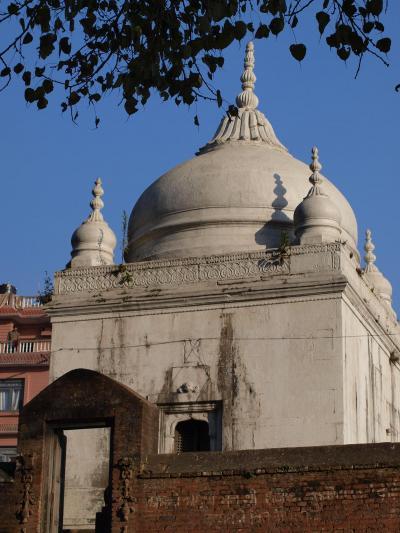 12. インド・ネパール 懐かし旅  ネパール ゴルカ