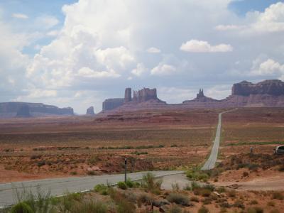 アメリカ大陸横断ドライブNo.2:モニュメントバレーとグランド・キャニオン
