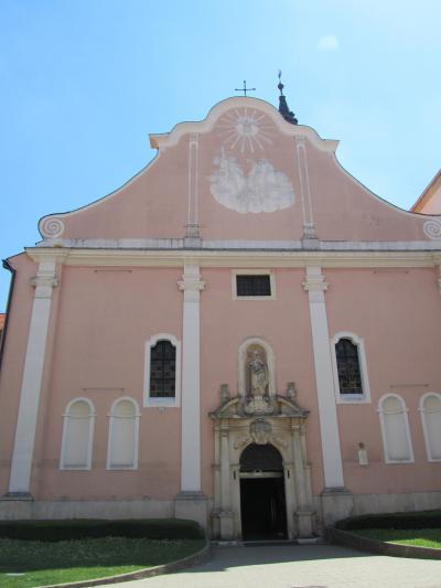 クロアチア縦断 ドライブ旅行記 3日目 ヴァラジュディン編④大聖堂