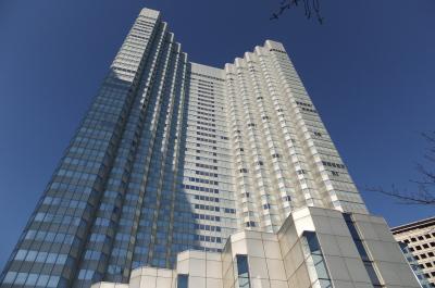 東京散策(1) さよなら、赤プリ ~2011年3月~