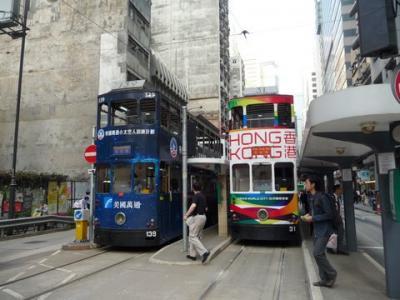 東洋一のエキサイティングシティ香港までのフライトとホテル。