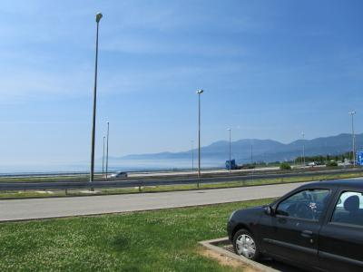 クロアチア縦断 ドライブ旅行記 5日目 ポレチュ編①イストラ半島へ