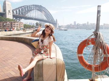 真夏のオーストラリアの奇跡の旅!!=6=THE★シドニー散歩
