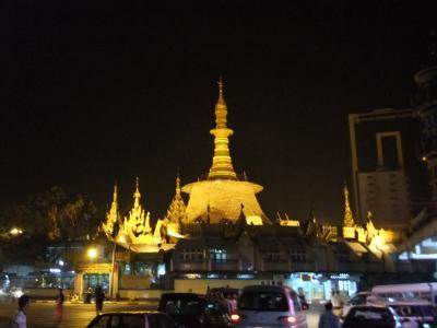 繋*ミャンマー −降りたつ地ヤンゴン−