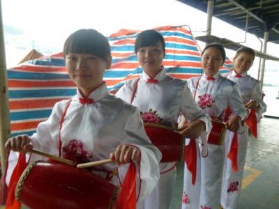 長江春酣【012】三峡ダムは色々な意味で平和に貢献している