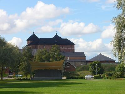 森と湖とデザインの国フィンランド【2】 Hämeenlinna ハメーンリンナ