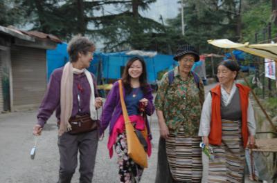 亡命チベット人の学校を尋ねて(2)