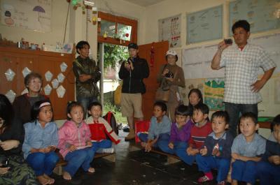 亡命チベット人の学校を尋ねて(3)