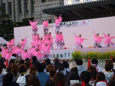 たまには「ベタ」な懇親会1004  「高校の学年同窓会が、京都ホテルオークラで開催されました。」 ~京都~