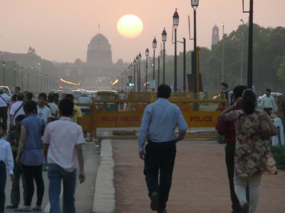 初インド 6日間 5日目と最終日