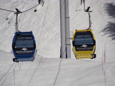 まだまだシーズン!カナダスキー