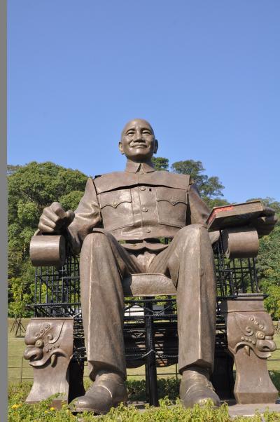 桃園5★大渓★蒋介石がいっぱいの大渓慈湖雕塑紀念公園